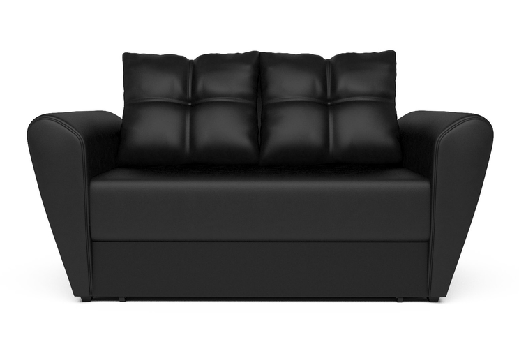 Квартет экокожа черная  05369